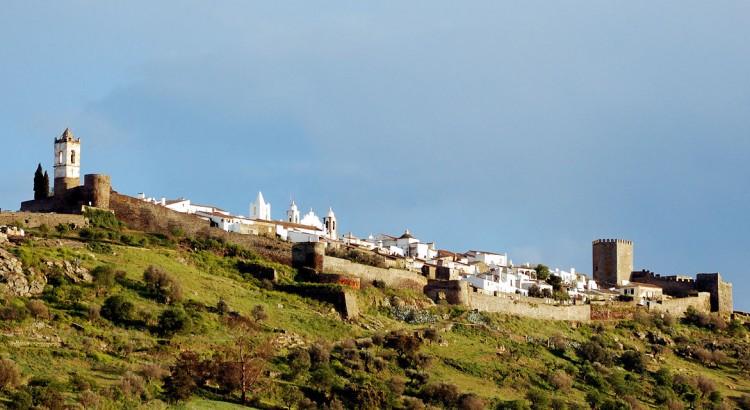 Monsaraz Village, in Reguengos