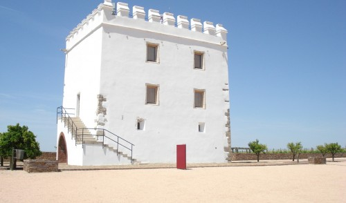 Tower of the Esporão, in Reguengos de Monsaraz