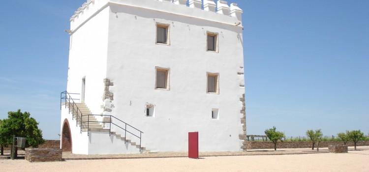 Tower of the Esporão, in Reguengos de Monsaraz