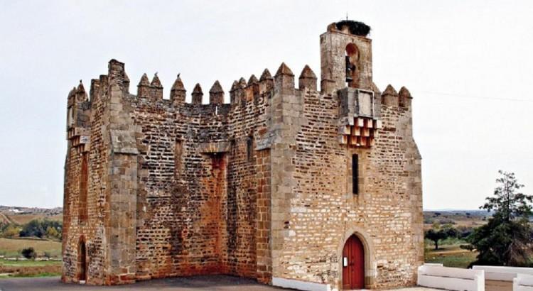 Capela da Boa Nova, The Fortified Church, in Alandroal