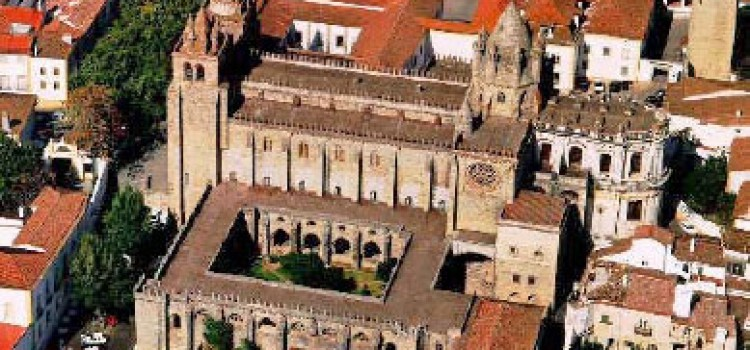 The Cathedral of Évora