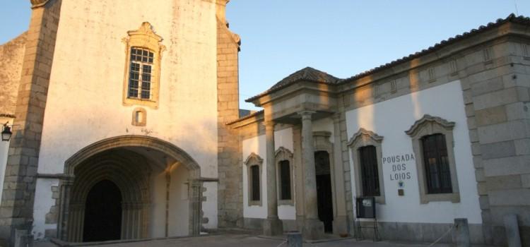 The Lóios Convent and Pousada dos Lóios – Inn, in Évora